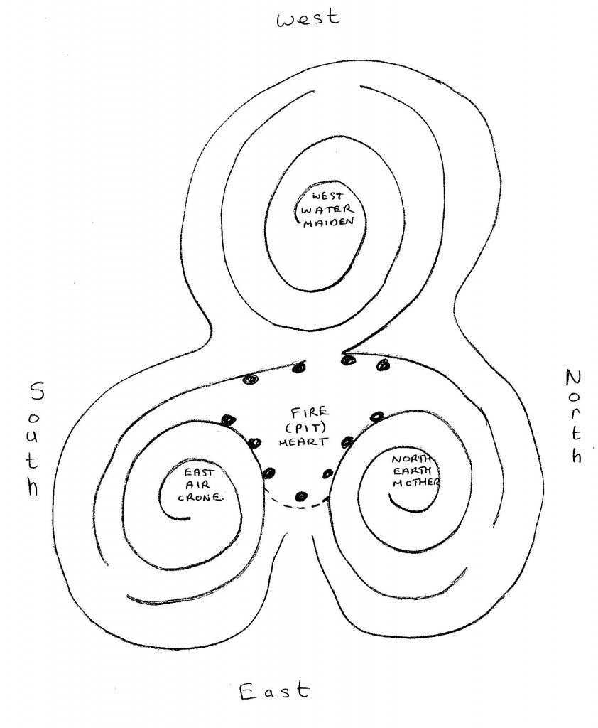 Labyrinth Outline